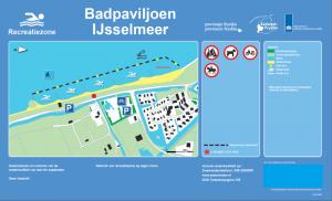 Badpaviljoen IJsselmeer