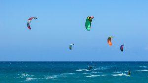 Leren Kitesurfen