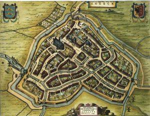Sneek in 1652