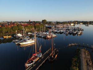 Watersport in Friesland