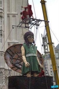 Royal de Luxe Reuzen