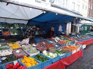 Markten in Friesland